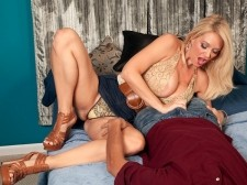 Charlee Chase Lends A Hand