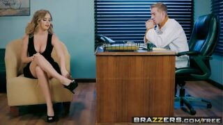 Brazzers – Big Tits at Work – Bon Appetitties scene starring Alexis Adams and Danny D