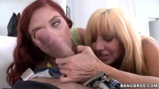 MILF Anal Sex Trio with Tara Holiday and Penny Pax (ms12165)